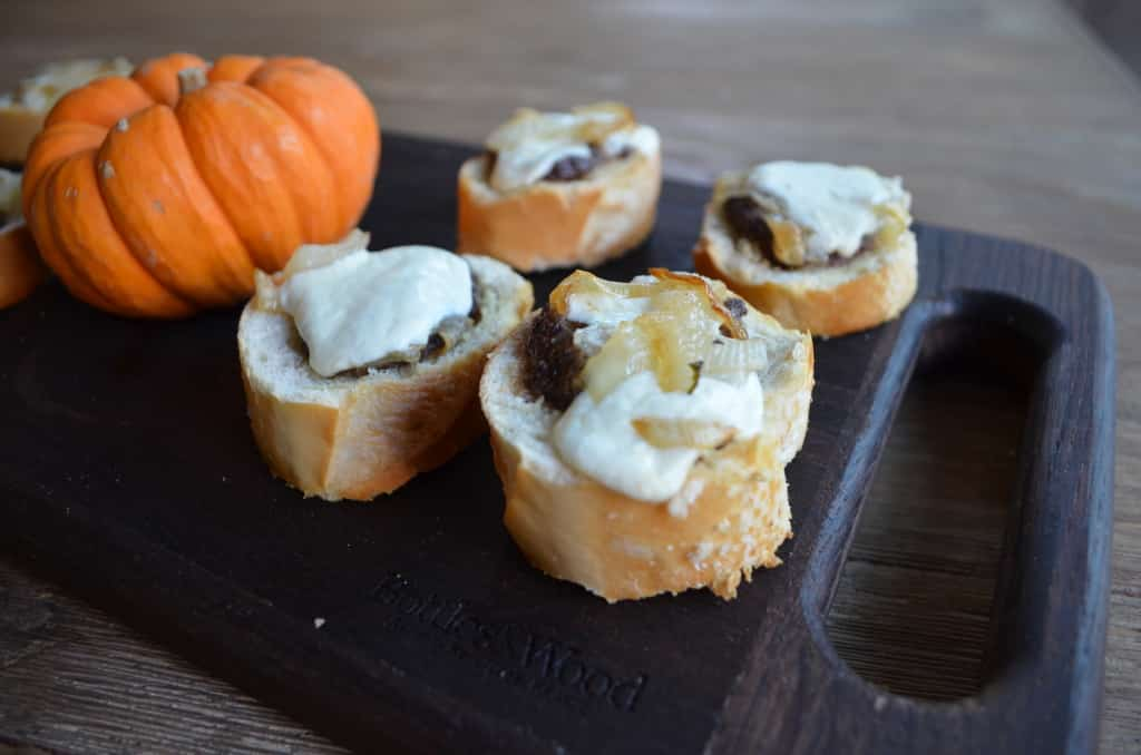 Appetizers for Fall