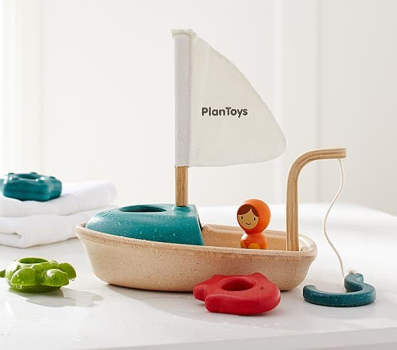 Activity boat pottery barn kids