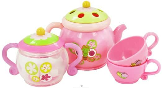 tea time bath set