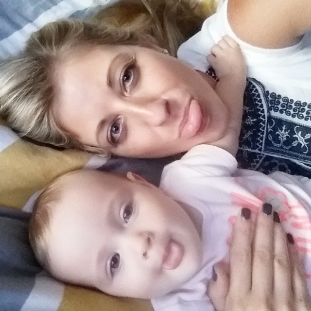 life as a stay-at-home mom