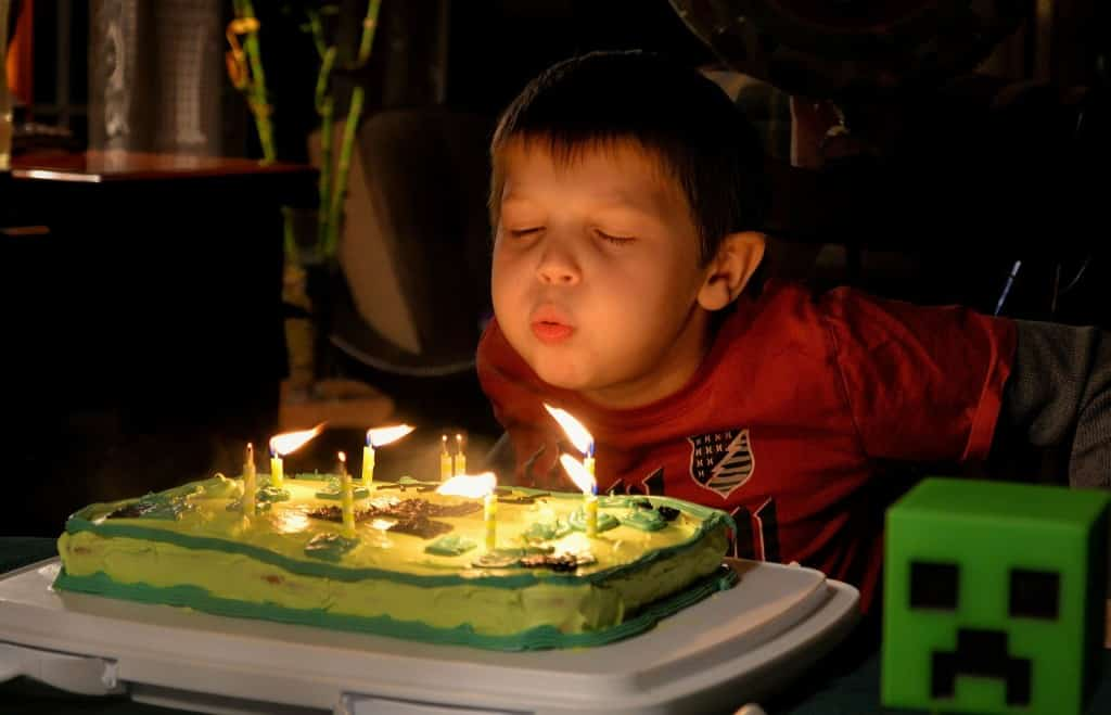 What I really think about on my son's birthday