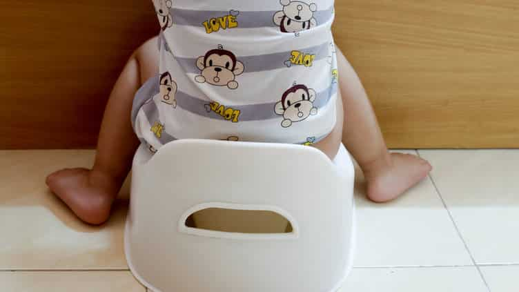 Potty Training Stages